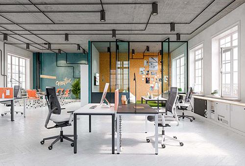 Tiêu chuẩn diện tích văn phòng phù hợp với văn hóa