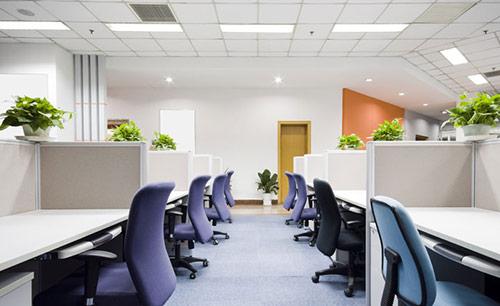Tiêu chuẩn thiết kế văn phòng cao tầng đảm bảo vấn đề phong thủy