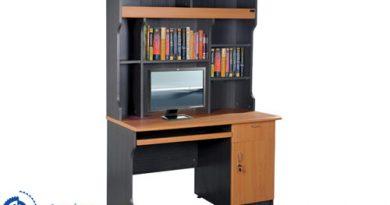 3 ưu điểm vượt trội của bàn làm việc có giá sách bằng gỗ