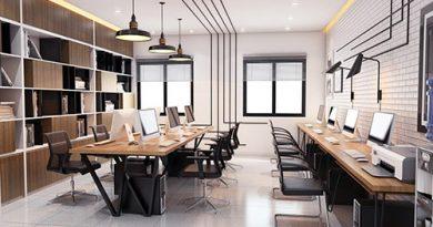 Thiết kế văn phòng làm việc diện tích nhỏ cần chú ý tới điều gì?