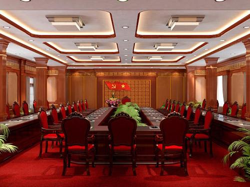 Làm thế nào để chọn được ghế phòng họp cao cấp, sang trọng?