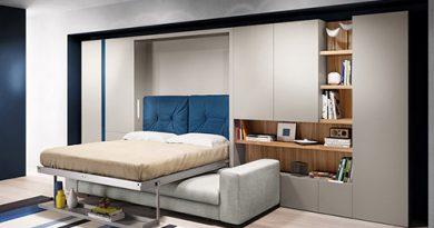 Điểm danh các mẫu thiết kế nội thất phòng ngủ thông minh đẹp, ấn tượng