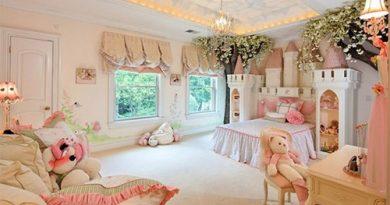 Công ty cung cấp nội thất phòng ngủ cho bé gái uy tín nhất tại Hà Nội