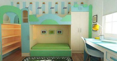 Cơ sở cung cấp nội thất phòng ngủ trẻ em giá rẻ, uy tín tại Hà Nội