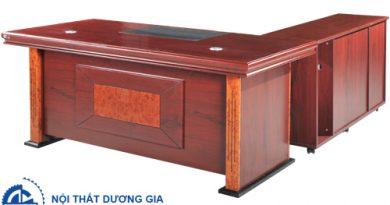 Địa chỉ cung cấp bàn Giám đốc tại Hà Nội uy tín, giá rẻ nhất hiện nay