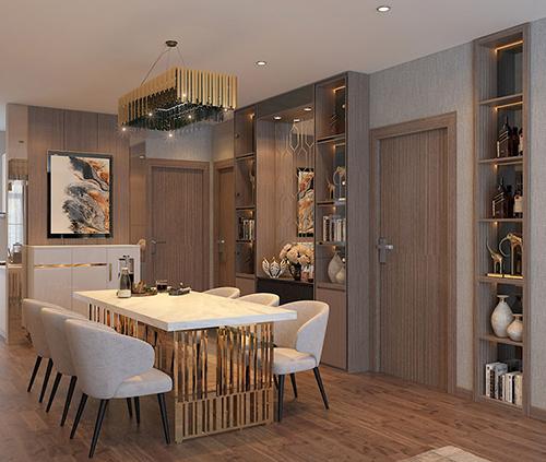Báo giá nội thất trong phòng ăn phù hợp
