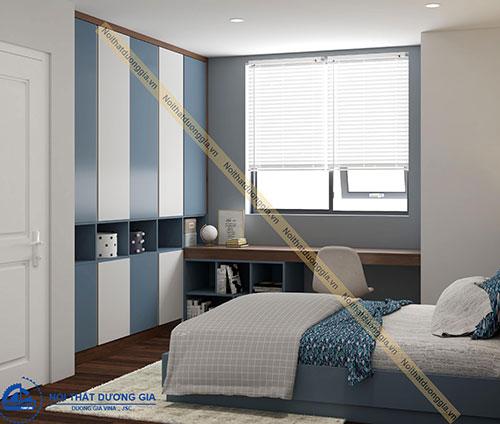 Phòng ngủ cho gia chủ mệnh Mộc