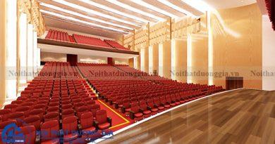 Địa chỉ cung cấp ghế hội trường chân thép uy tín nhất tại Hà Nội