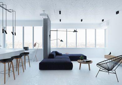 Chiêm ngưỡng các mẫu nội thất phòng khách tối giản, ấn tượng