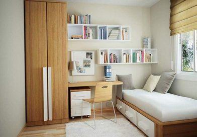 Làm thế nào để sở hữu đồ nội thất phòng ngủ đẹp diện tích nhỏ?